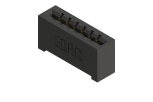 887-006-500-101 - High Temp Card Edge Connector