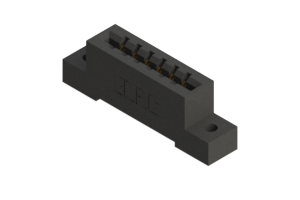 887-006-500-102 - High Temp Card Edge Connector