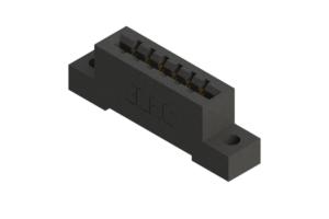 887-006-500-104 - High Temp Card Edge Connector