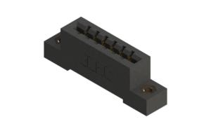 887-006-500-107 - High Temp Card Edge Connector