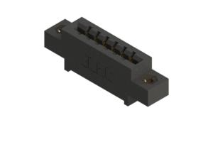 887-006-500-608 - High Temp Card Edge Connector