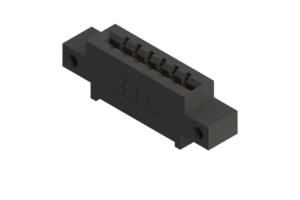 887-006-500-612 - High Temp Card Edge Connector