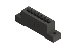 887-006-520-102 - High Temp Card Edge Connector
