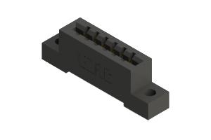 887-006-520-104 - High Temp Card Edge Connector
