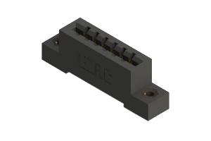 887-006-520-107 - High Temp Card Edge Connector