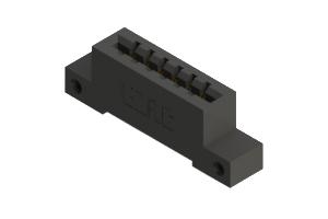 887-006-520-112 - High Temp Card Edge Connector