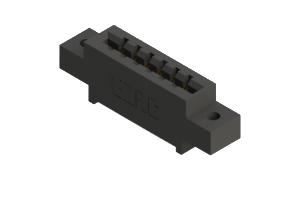 887-006-520-602 - High Temp Card Edge Connector