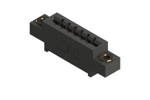 887-006-520-603 - High Temp Card Edge Connector
