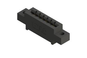 887-006-520-604 - High Temp Card Edge Connector