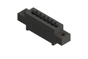 887-006-520-607 - High Temp Card Edge Connector