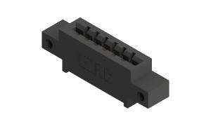 887-006-520-612 - High Temp Card Edge Connector