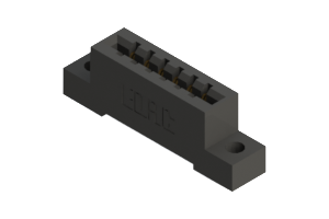 887-006-521-104 - High Temp Card Edge Connector