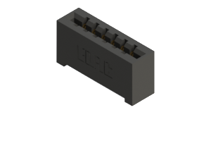 887-006-523-101 - High Temp Card Edge Connector