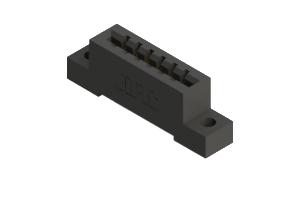 887-006-523-104 - High Temp Card Edge Connector