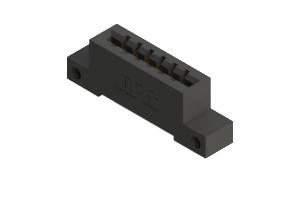 887-006-523-112 - High Temp Card Edge Connector