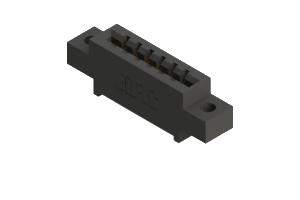887-006-523-604 - High Temp Card Edge Connector