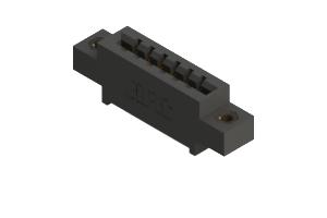 887-006-523-607 - High Temp Card Edge Connector