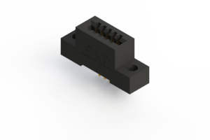 892-005-541-104 - High Temp Card Edge Connector