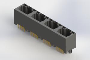 J2W048821N00031 - Modular Jack Connector