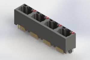 J2W048821N02031 - Modular Jack Connector