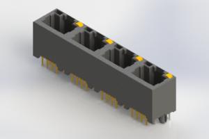 J2W048821N04031 - Modular Jack Connector