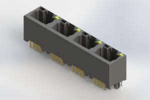 J2W048821N05031 - Modular Jack Connector