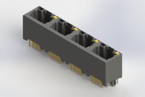 J2W048821N08031 - Modular Jack Connector