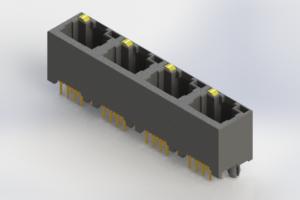J2W048821N10031 - Modular Jack Connector