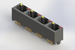J2W048821N12031 - Modular Jack Connector