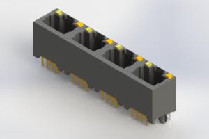 J2W048821N14031 - Modular Jack Connector