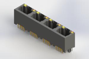 J2W048821N18031 - Modular Jack Connector