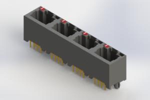 J2W048821N20031 - Modular Jack Connector