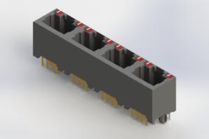 J2W048821N22031 - Modular Jack Connector