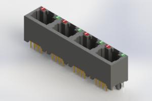 J2W048821N23031 - Modular Jack Connector
