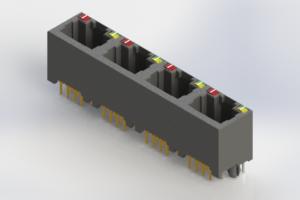 J2W048821N25031 - Modular Jack Connector