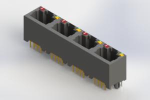 J2W048821N27031 - Modular Jack Connector