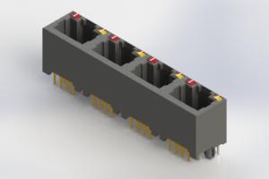 J2W048821N28031 - Modular Jack Connector