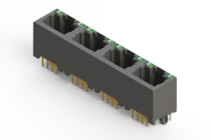J2W048821N33031 - Modular Jack Connector