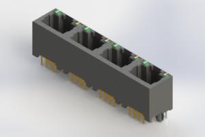 J2W048821N36031 - Modular Jack Connector