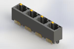 J2W048821N40031 - Modular Jack Connector