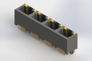J2W048821N41031 - Modular Jack Connector