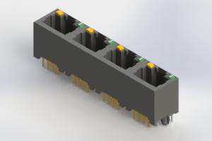 J2W048821N43031 - Modular Jack Connector