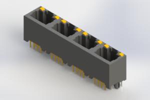 J2W048821N44031 - Modular Jack Connector