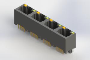 J2W048821N45031 - Modular Jack Connector