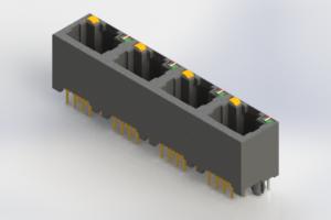 J2W048821N46031 - Modular Jack Connector
