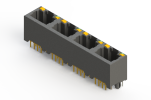 J2W048821N47031 - Modular Jack Connector