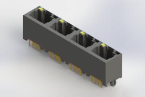 J2W048821N50031 - Modular Jack Connector