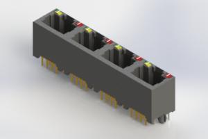 J2W048821N52031 - Modular Jack Connector