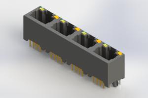 J2W048821N54031 - Modular Jack Connector