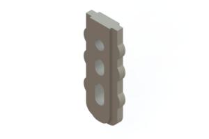 306-240-318 - EDAC Card Edge Connector Polarizing Key